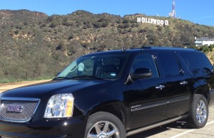 Glitterati Tours Conducted in a Luxury SUV