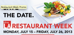 DineLA is back from July 15th-26th with the Best Los Angeles Restaurants