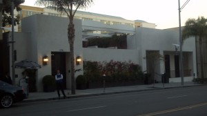 Spago by Wolfgang Puck in Beverly Hills