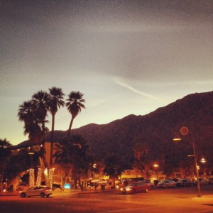 Los Angeles to Palm Springs — Enjoying a Day Trip or Over-Nighter