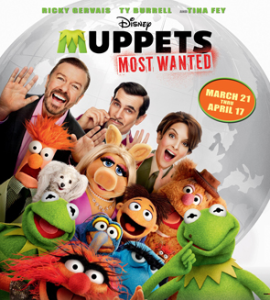 The Muppets Most Wanted Take Over The El Capitan Theatre in Hollywood