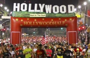 Hollywood Half Marathon in Los Angeles