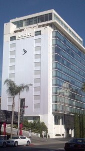 Party Like a True Rock Star at The Andaz (Riot Hyatt) West Hollywood Hotel