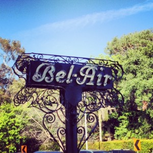Celebrity Homes in Bel Air and City Tours
