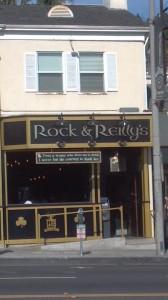 Rock and Reilly's Irish Pub L.A.