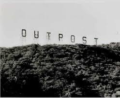 Outpost Hollywood sign