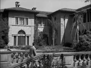 Sunset Boulevard Filming Location