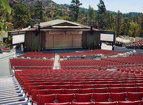 Summer L A Venues Hollywood Bowl Greek Theater And Ford