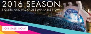 Hollywood Bowl Calendar 2016