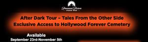 Paramount Studios LA Halloween Tour