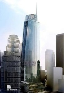 Wilshire Grand, The Tallest Building in Los Angeles