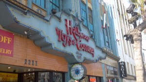 Hollywood Toys and Costumes for Halloween