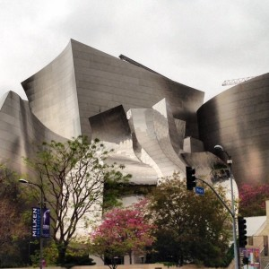 Holiday Concerts at The Walt Disney Concert Hall