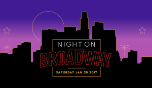 Free Party in Downtown Los Angeles with Night on Broadway