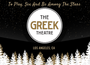 Greek Theatre Los Angeles Concerts
