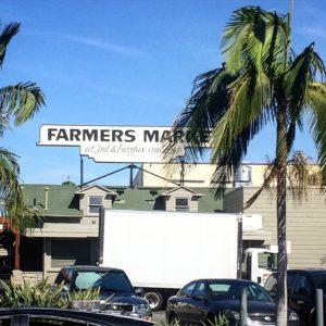 Original Farmers Market LA