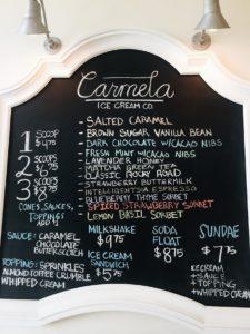 Carmela on 3rd Street in Los Angeles