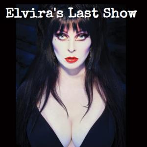 Knotts Scary Farm and Elvira