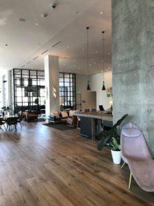 Everly Lobby Lounge
