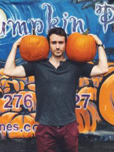 Mr. Bones Pumpkin Patch L.A.