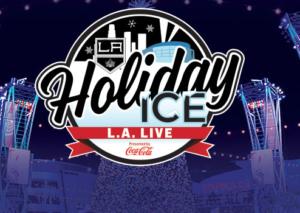 Ice Skating Venues Around Los Angeles