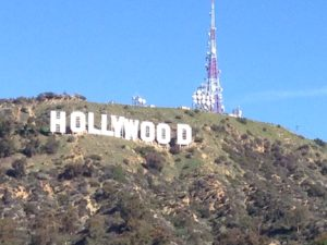 Hollywood and Beverly Hills
