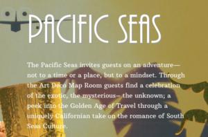 Pacific Seas at Clifton's DTLA