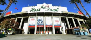 Rose Bowl and the Distance Between Pasadena and Hollywood