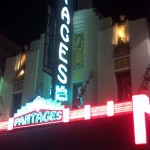 Pantages Theatre Calendar and Hollywood Tours