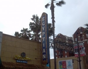 Tours of Hollywood and famous theaters.