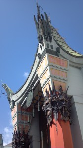Graumans Chinese Theater and Hollywood Tour