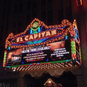 Best Tours of Hollywood the El-capitan-theatre -