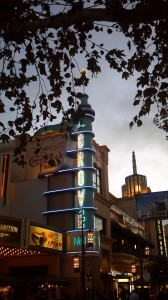 Places for visitors to see in  Los Angeles