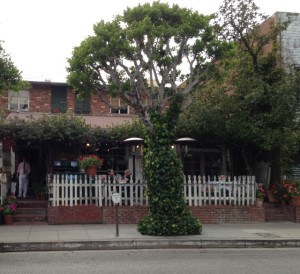 Places for visitors to dine in Los Angeles