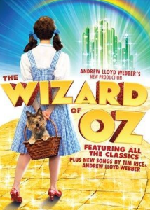 The Wizard of Oz at The Pantages Theatre in Hollywood