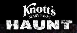 Knott's Scary Farm Haunt
