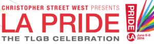 LA Pride Festival 2014 in West Hollywood, Los Angeles
