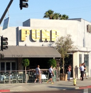 PUMP Lounge on Santa Monica Boulevard