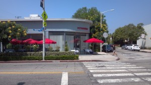 West Hollywood Indoor and Outdoor Restaurants and Bars