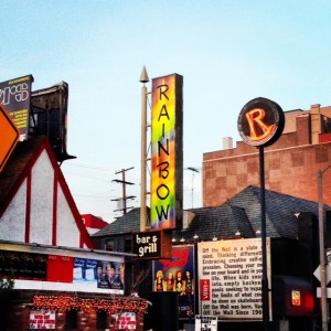 The Roxy and The Rainbow Bar and Grill