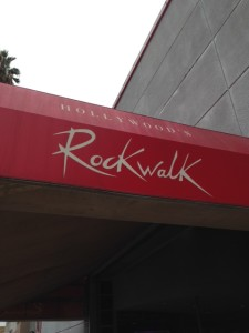 Guitar Center Hollywood And Rock Walk