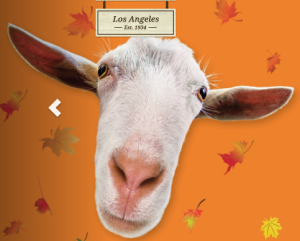 Fall Festival at Farmers Market Los Angeles