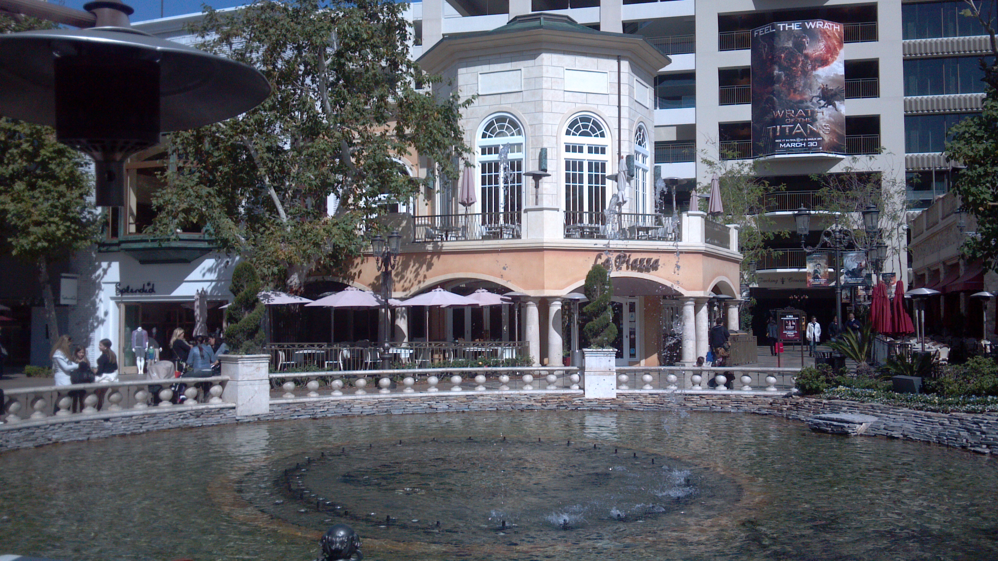 Restaurants At The Grove Los Angeles