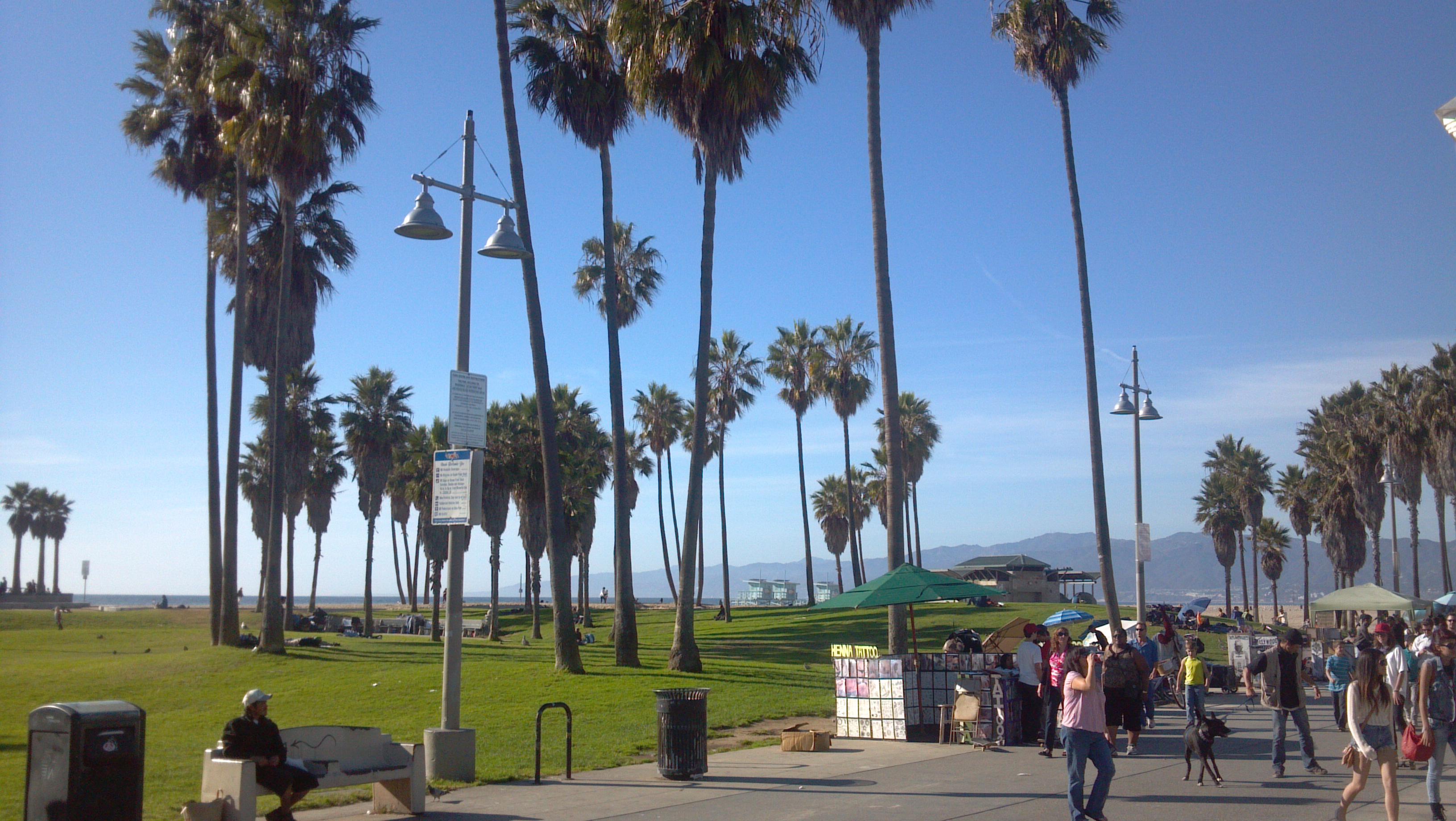 Shopping In Venice Beach Ca