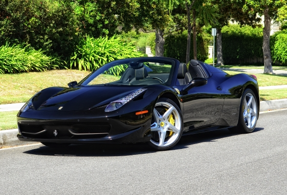 Beverly Hills Motor Cars: Los Angeles Car Rental Companies
