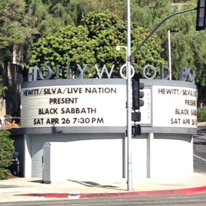 Hollywood Bowl in Los Angeles