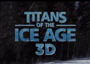 Titans of the Ice Age 3d at The La Brea Tar Pits in L.A.