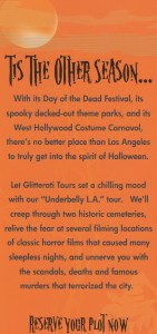 Halloween in Los Angeles Tour