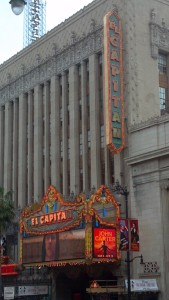 Disney El Capitan Theatre