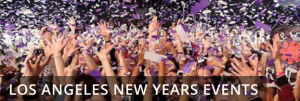 Hollywood New Years Events